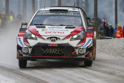 Rallye Schweden findet mit verkürzter Route statt