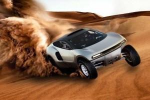 Prodrive entwickelt Auto für die Rallye Dakar