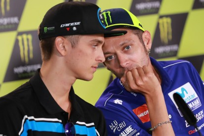 """MotoGP-Team mit Valentino Rossi 2021? Für Luca Marini so gut wie """"unmöglich"""""""