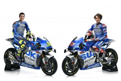 MotoGP 2020: Neue Suzuki von Alex Rins und Joan Mir erstrahlt in Blau-Silber