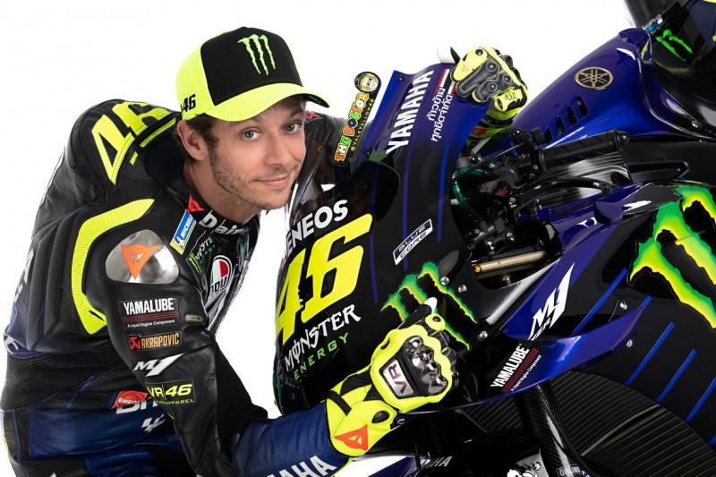 """Vom MotoGP-Werks- ins Satellitenteam? Für Rossi """"ändert das nicht viel"""""""