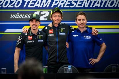 """Rossi schwärmt über Testfahrer Lorenzo: """"Jorge ist perfekt für uns"""""""