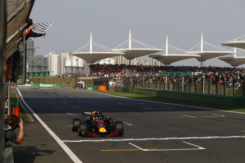 Kalender voll: Wäre eine Verschiebung des China-GP überhaupt möglich?