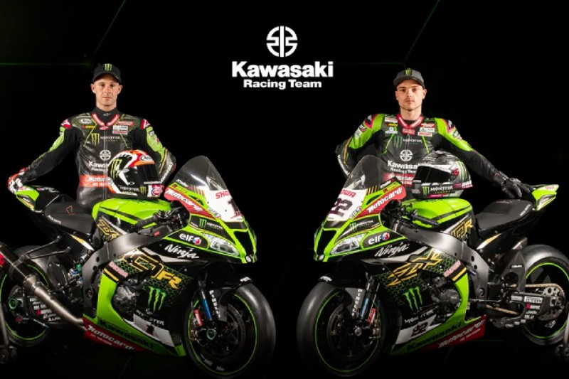 WSBK 2020: Kawasaki zeigt die ZX-10RR von Superbike-Weltmeister Jonathan Rea