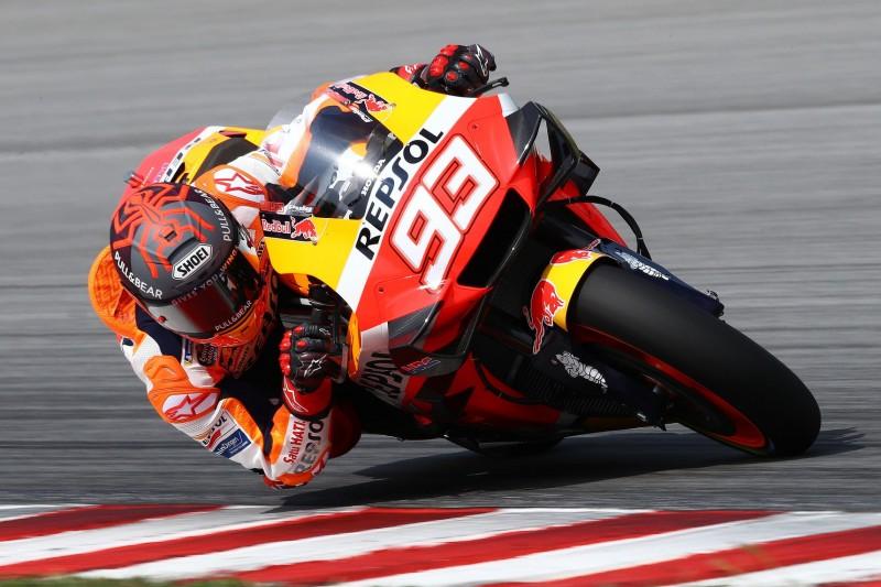 Honda in Sepang: Marquez-Brüder am ersten Testtag dicht beisammen