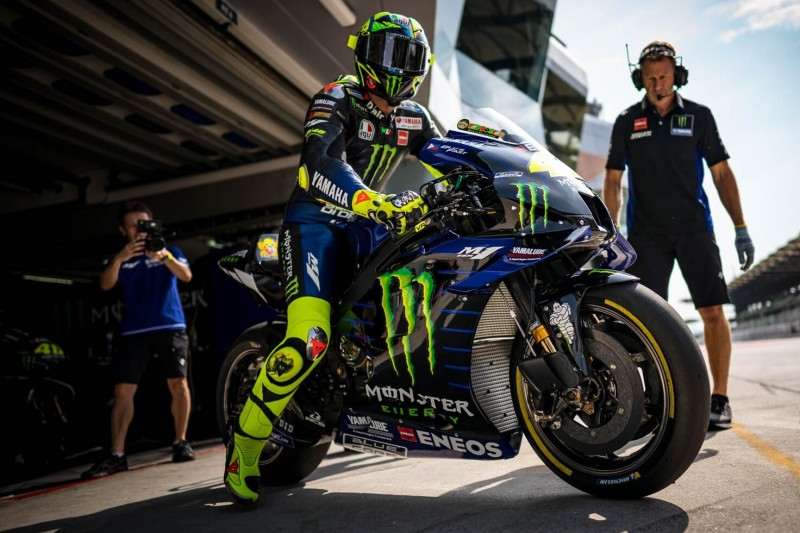 """Neue Yamaha M1 laut Rossi """"besser"""", aber auch """"schlechter"""" als im Vorjahr"""