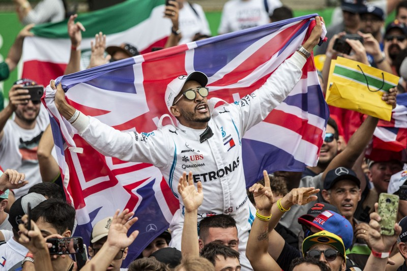 Studie: Formel 1 in Brasilien am beliebtesten