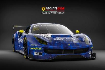 racing one bringt SP9-Ferrari auf die Nordschleife