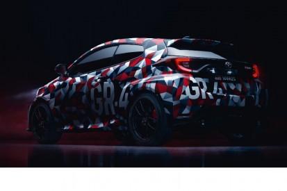 Toyota beginnt Testfahrten mit GR Yaris WRC für 2021