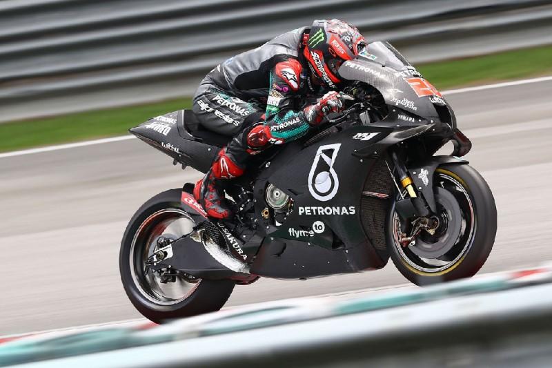 MotoGP-Test in Sepang: Fabio Quartararo auch mit 2020er-Yamaha Schnellster
