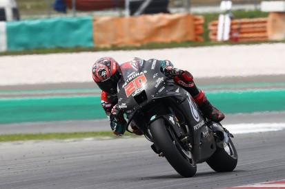 Quartararo beendet ersten MotoGP-Testtag auf 2020er-Yamaha mit Bestzeit