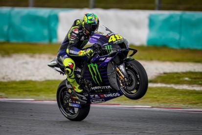 """Rossi schießt sich auf 2020er-Yamaha ein: """"Ich will weitermachen, aber ..."""""""