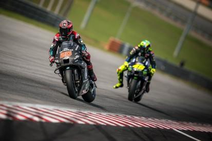 MotoGP-Test Sepang: Dritte Bestzeit für Quartararo, Marquez stürzt erneut