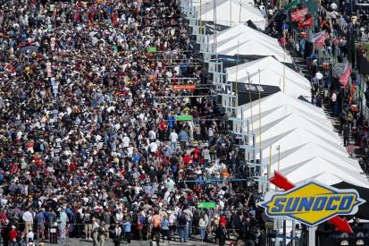 IMSA spricht von Zuschauerrekord bei 24h Daytona 2020