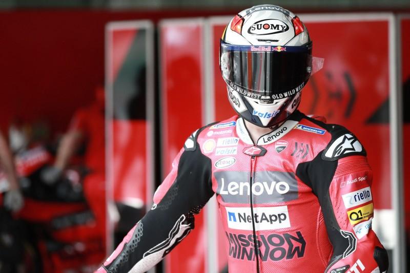 """""""Brauchen noch Zeit"""": Ducati beim Sepang-Test zurückhaltend"""