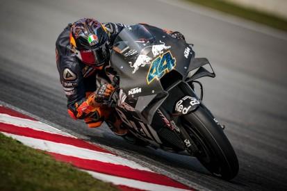 Fortschritte bei KTM: Pol Espargaro mit weniger als 0,3 Sekunden Rückstand