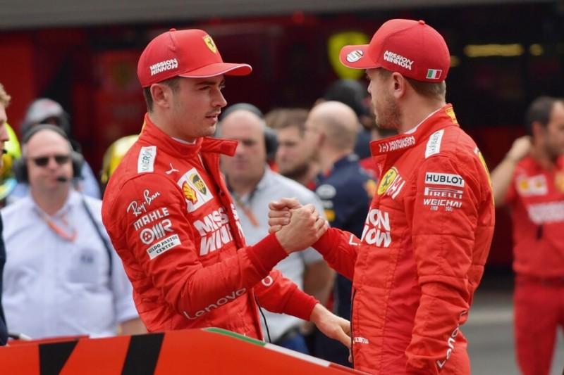 Jenson Button überzeugt: Verhältnis zwischen Vettel und Leclerc 2020 besser