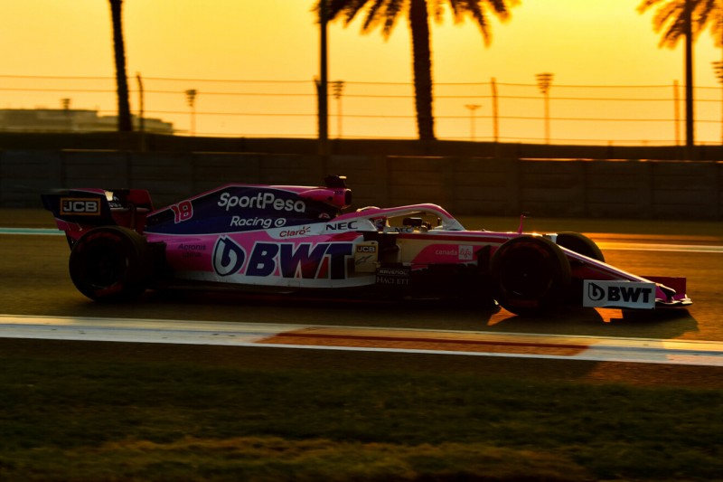 Racing Point bleibt Racing Point: Aston-Martin-Deal verändert 2020 nichts