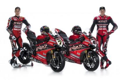 WSBK 2020: Ducati zeigt die Panigale V4 R für Redding und Davies