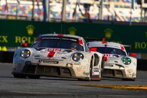 Porsche benennt Fahreraufgebot für die 24h Le Mans 2020
