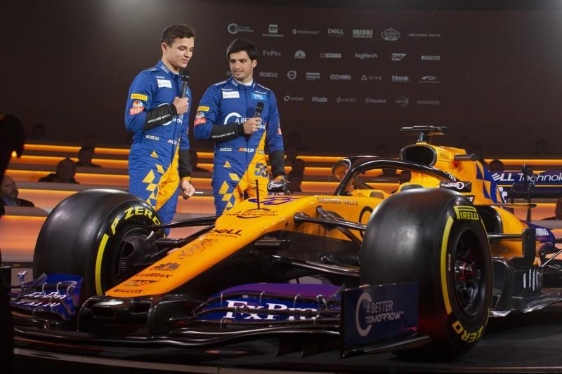 McLaren-Präsentation: Formel 1 2020 im Livestream