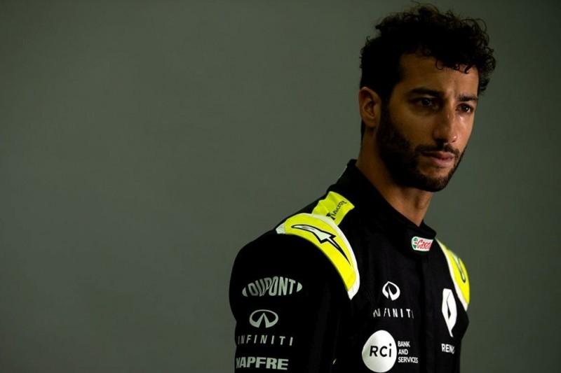 Ricciardo und Renault: Wenn's dieses Jahr wieder nichts wird ...