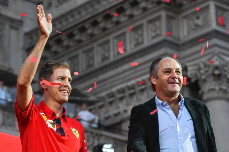 Gerhard Berger spricht Klartext: Ferraris Problem ist Binottos Rolle