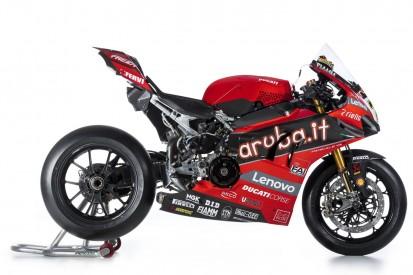 Ducati gesteht: Die Panigale V4R hatte in der WSBK-Saison 2019 Übergewicht