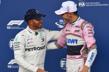 """Esteban Ocon: Wie Hamilton zu einem """"guten Lehrer"""" für ihn wurde"""