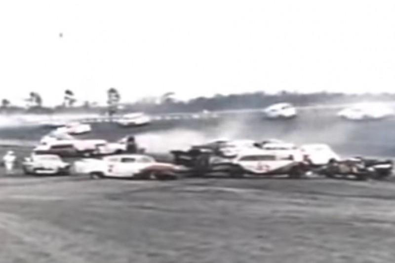 Heute vor 60 Jahren: Der größte NASCAR-Crash aller Zeiten