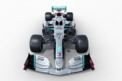 Mercedes-Präsentation 2020: Neues Formel-1-Auto W11 enthüllt!