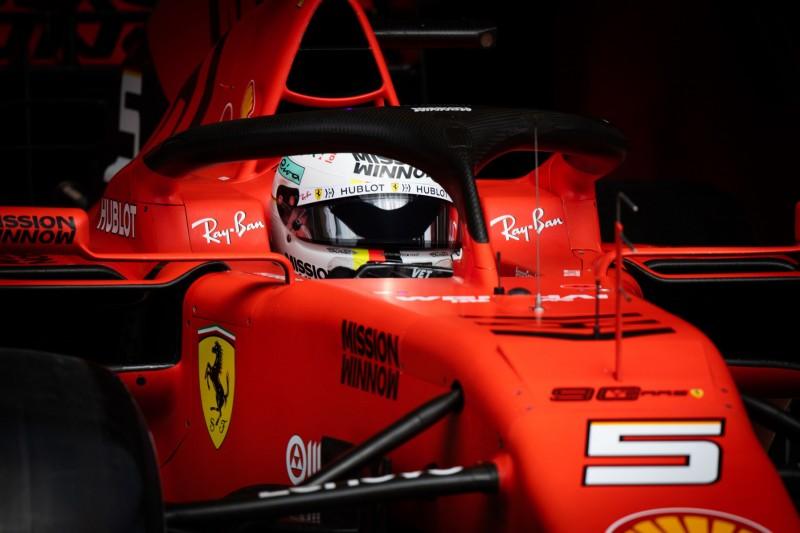 Ferrari: Sebastian Vettel bekommt erste Ausfahrt im SF1000