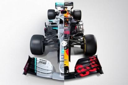 Direktvergleich: Ferrari SF1000 vs. Mercedes W11 vs. Red Bull RB16