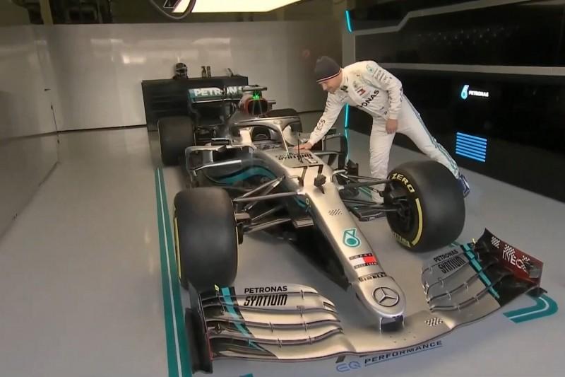 """Shakedown Mercedes W11: """"Zweijahres-WM"""" beginnt in Silverstone"""