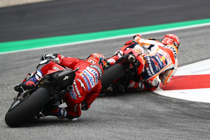 "Dall'Igna: Neuer Michelin-Reifen hat Ducati, Honda ""bestraft"", aber ..."
