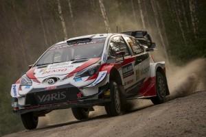 WRC Rallye Schweden 2020: Elfyn Evans führt vor Ott Tänak