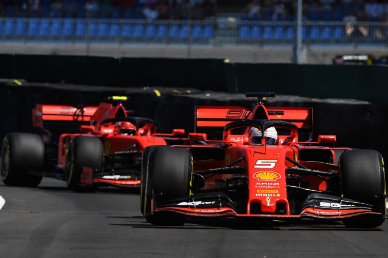 "Nico Rosberg: Ferrari war ""definitiv nicht auf Leclerc zugeschnitten"""