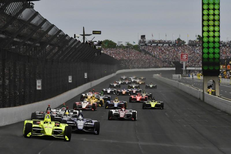Monat Mai 2020: Indianapolis wartet mit Neuerungen auf