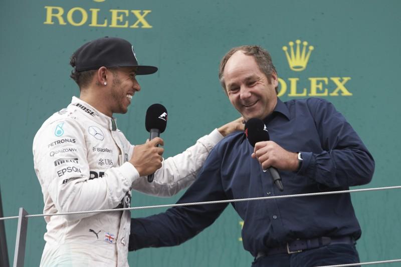 Gerhard Berger: Manchmal rümpfe ich über Lewis Hamilton die Nase