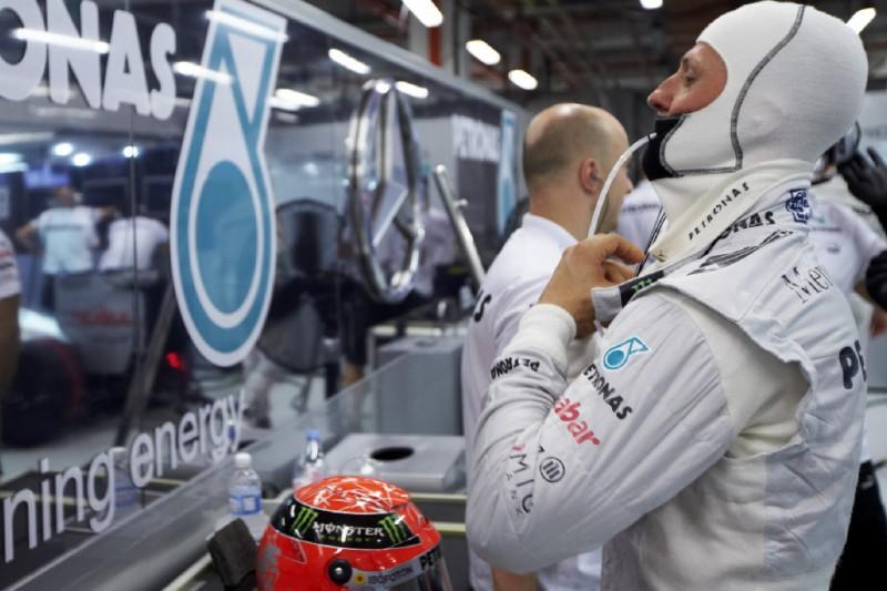 Slim-Fit & dünne Sohle: Wie Schumacher Rennanzüge modernisiert hat