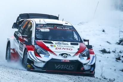 WRC Rallye Schweden 2020: Elfyn Evans siegt - Rovanperä schlägt Ogier
