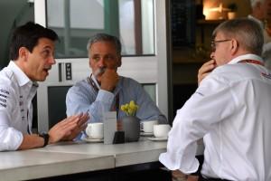 Toto Wolffs Zukunft: Verhandlungen mit Mercedes haben begonnen