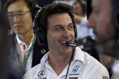 Toto Wolff: Formel 1 leidet nicht unter der Mercedes-Dominanz