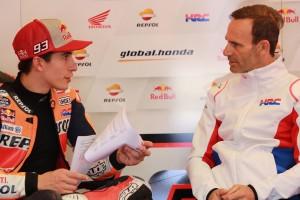"""""""Hoffen, es ist auch Marcs Absicht"""": Honda will Marc Marquez halten"""