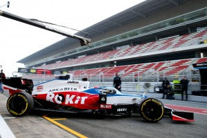 Haas, Williams & Renault: Dreifacher Shakedown in Barcelona