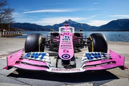 Präsentation Racing Point 2020: Neues Formel-1-Auto RP20 enthüllt!