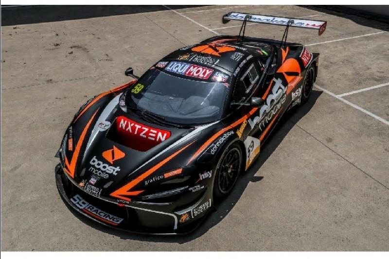 Video-Doku: Im McLaren 720S GT3 zum 12h-Bathurst-Klassensieg