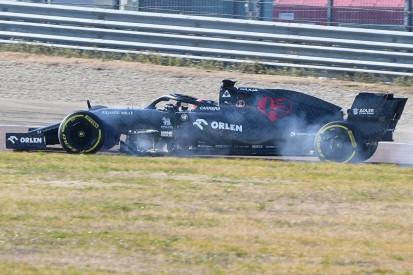 Formel-1-Test Barcelona: Kubica mit erster Ausfahrt für Alfa Romeo