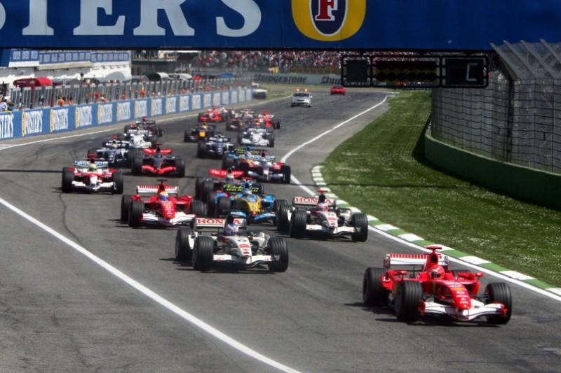 San Marino: Imola bietet sich als Ersatz für China-Grand-Prix an