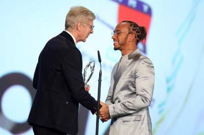 Laureus-Award: Lewis Hamilton als Sportler des Jahres ausgezeichnet